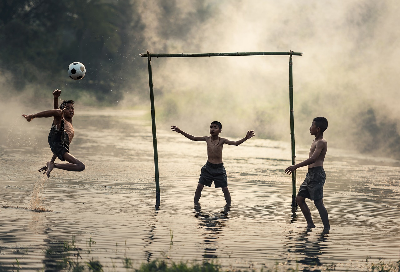 万延元年のフットボール